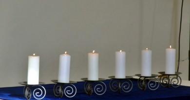 Acto en conmemoración del Holocausto Judío