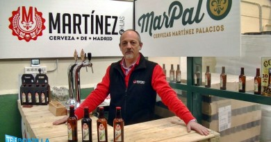 Andrés Martínez, cervecero