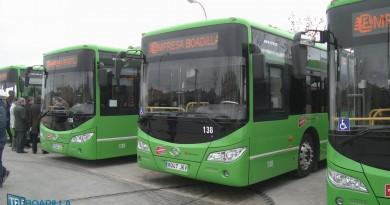 Cuatro nuevos autobuses híbridos para Boadilla del Monte