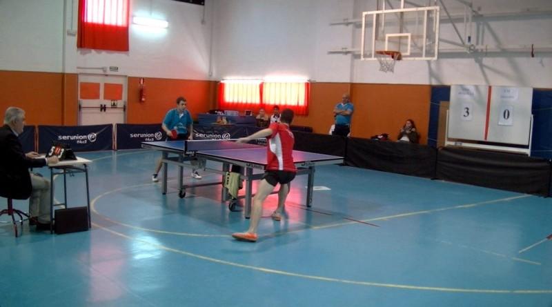 Tenis de mesa, Boadilla-Zaragoza