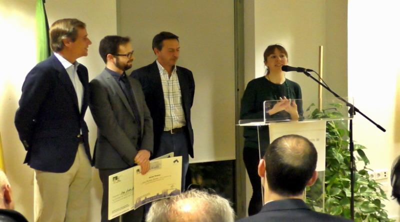 Entrega premios rehabilitacion