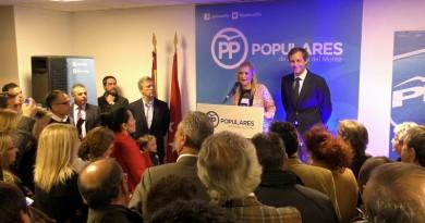 Inauguración sede PP