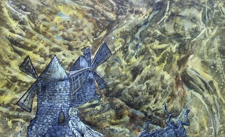 Exposición del pintor Pedro de Castro en Boadilla del Monte