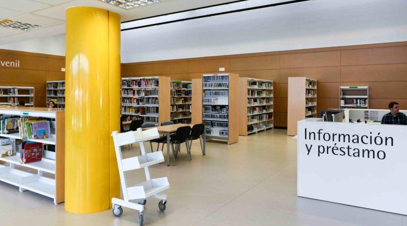 Biblioteca Municipal. Apertura para exámenes de septiembre