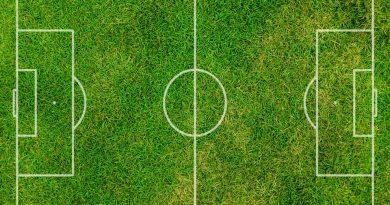 Campo de fútbol para carátulas