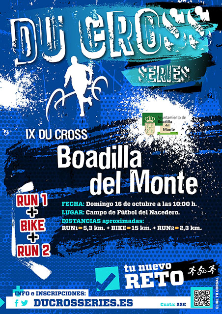 Cartel IX Du Cross