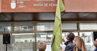 Centro de mayores María de Vera
