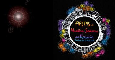 Cartel Fiestas Nª Sª del Rosario