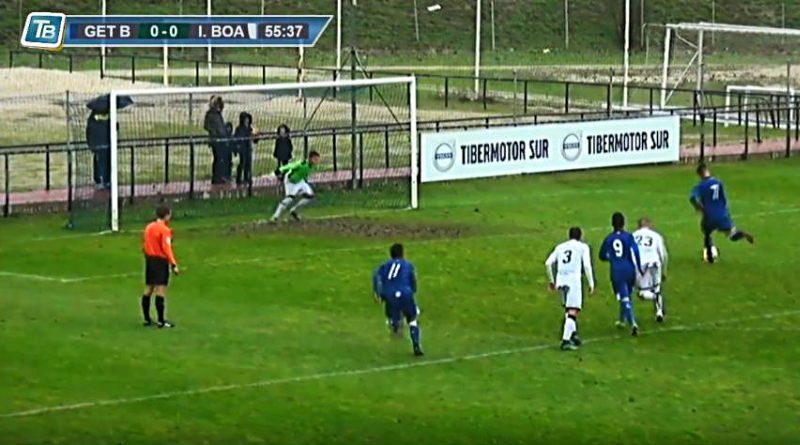 partido Getafe B- Inter de Boadilla