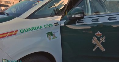 Coches de la Guarcia Civil