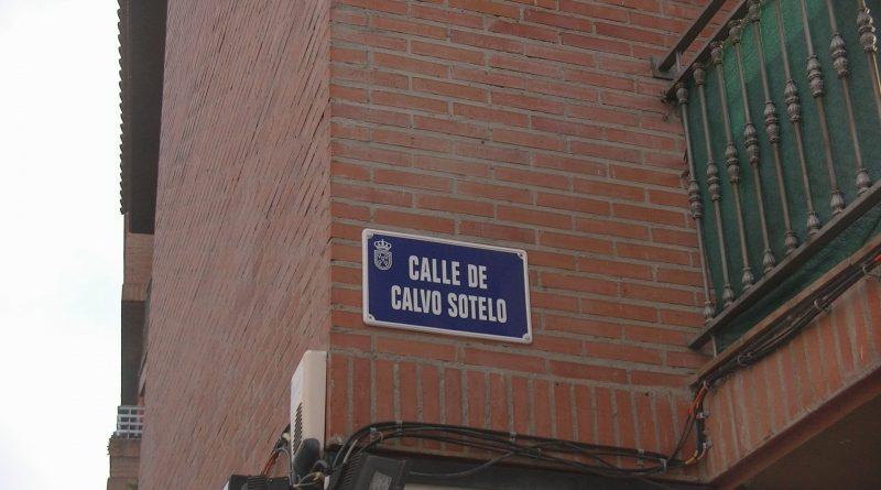 PSOE de Boadilla pide retirar las calles franquistas