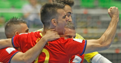 Seleccion española de futbol sala