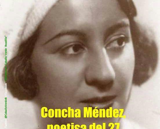 Debate de Caballo Verde. Concha Méndez, poetisa del 27