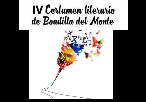 IV certament literario de Boadilla del Monte