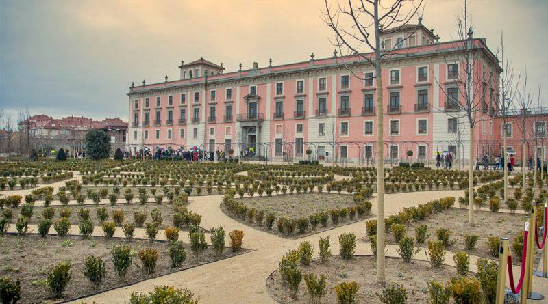 El Palacio Del Infante Incluido En Bienvenidos A