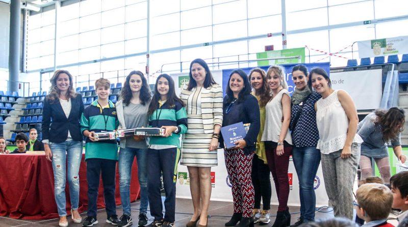 Los colegios Casvi y Mirabal ganan la gymkana matemática, en la que participaron 400 escolares de Boadilla