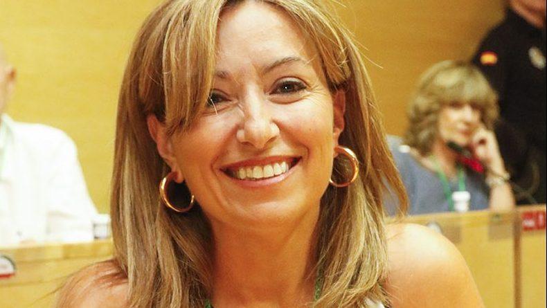 M Angeles Martínez, Concejala de Cultura