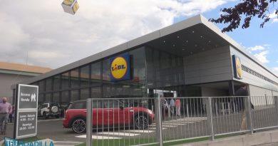 Inauguracion nuevo Lidl