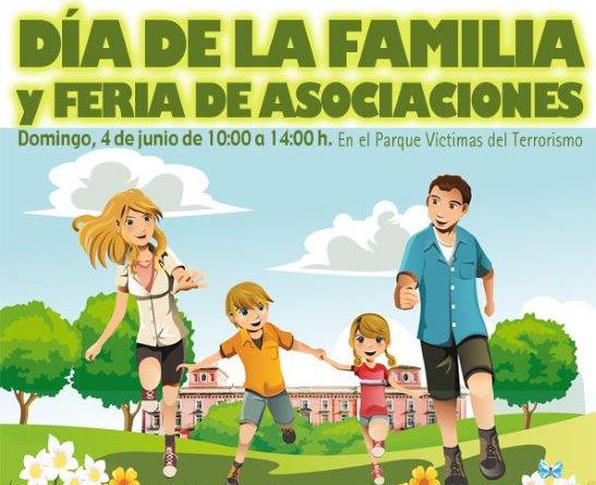 Día de la Familia 2017 y VIII Feria de las Asociaiones de Boadilla