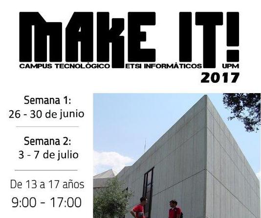 Campus tecnológico Make it