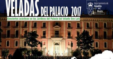Veladas en los jardines del Palacio del Infante Don Luis