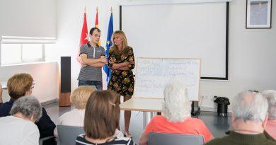 Nuevo taller de estimulación para mayores con diagnóstico de deterioro cognitivo
