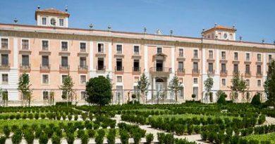 Jardines del Palacio del Infante Don Luis