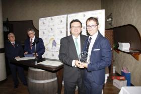 Ricardo Díaz Premio Nacional 'Alberto Magno'