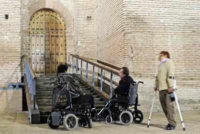 accesibilidad discapacitados