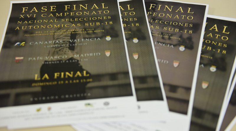 El Campeonato de España de selecciones autonómicas sub-18 en Boadilla