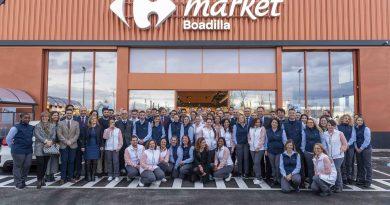 Nuevo Market Carrefour Boadilla