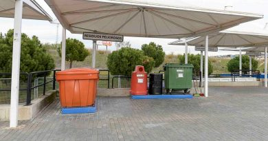 El Punto Limpio sigue incrementando el número de usuarios y de residuos gestionados
