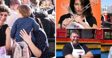 ¡Cuatro concursantes de MasterChef 6 presentan sus food trucks! Daniel Escribano, Ramón Martín, Eva Sakay y Fernando Alvear