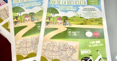 Día de la Bicicleta 2018 en Boadilla