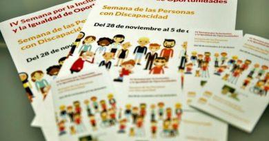 Boabilla celebra la IV semana por la inclusión de las personas con discapacidad