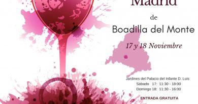 I Feria de la Denominación de Origen Vinos de Madrid
