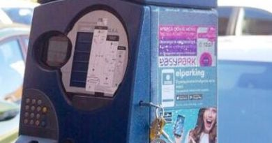 La tasa de aparcamiento regulado ya puede pagarse con aplicaciones para dispositivos móviles