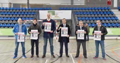 Veteranos del Basket Club Boadilla y Panteras de Boadilla se enfrentarán a Leyendas del Real Madrid para luchar contra la Ataxia de Friedrich