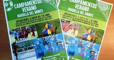 Campamentos verano Boadilla 2019