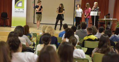 600 alumnos se gradúan como voluntarios dentro del proyecto municipal Aprendizaje y Servicio