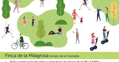 Boadilla celebra un año más el Día de la Naturaleza en Familia