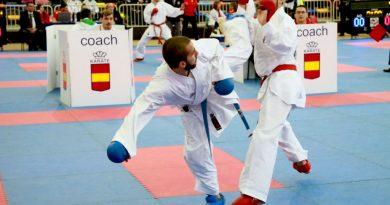 Este fin de semanaCampeonato de Clubes de Karate en Boadilla
