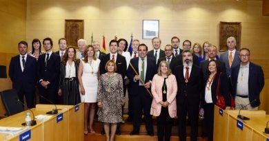 Javier Úbeda toma posesión como alcalde de Boadilla del Monte