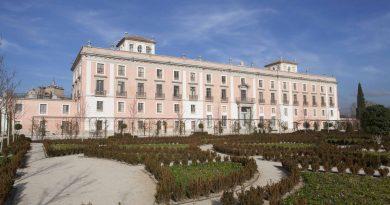 Restauración del estanque y la noria de El Palacio