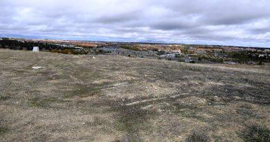 Teleboadilla. Cerro de San Babiles en Boadilla del Monte