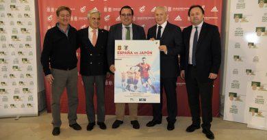 Teleboadilla. Presentación España-Japón amistoso de fútbol sala