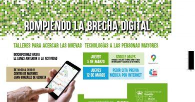 Teleboadilla. Rompiendo la brecha digital pra personas mayores