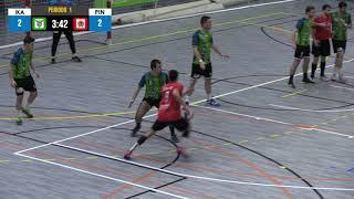 Balonmano Primera Nacional Ikasa BM Madrid vs BM Pinto