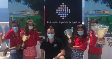 Álvaro Torres de Boadilla Campeón de España