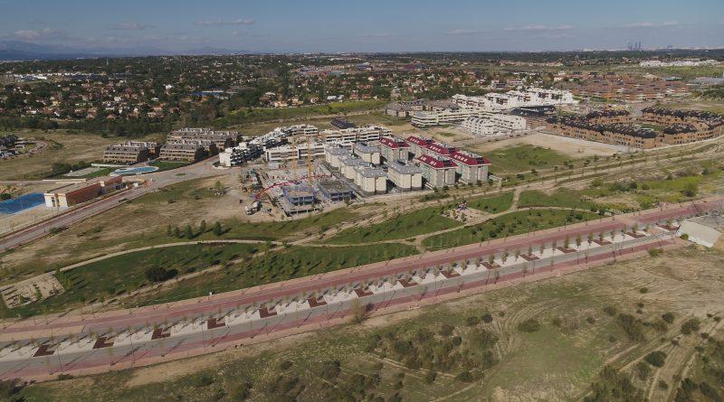 El Canal reutilizará el agua de la depuradora de Valenoso para regar las zonas verdes de los nuevos desarrollos